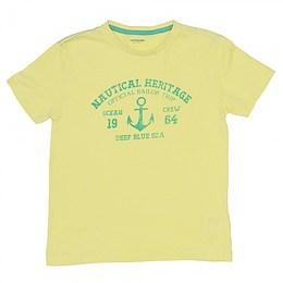 Tricou cu imprimeu pentru copii - Vertbaudet