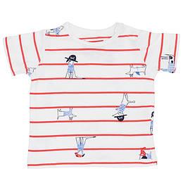 Tricou cu imprimeu pentru copii - Shoeby