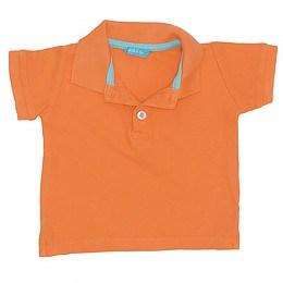 Tricou cu guler pentru copii - Hema