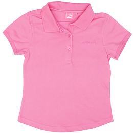 Tricou cu guler pentru copii - LA Gear