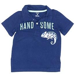 Tricou cu guler pentru copii - Carter's