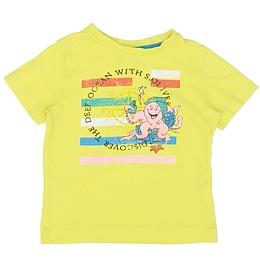 Tricou cu imprimeu pentru copii - S'Oliver
