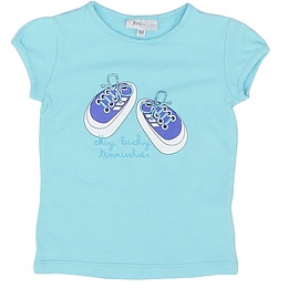Tricou cu imprimeu pentru copii - Jbc