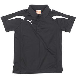 Tricou cu guler pentru copii - Puma
