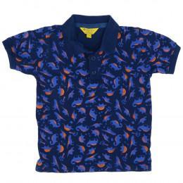 Tricou cu guler pentru copii - Mountain Warehouse