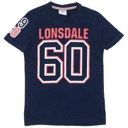 Tricou cu imprimeu pentru copii - Lonsdale