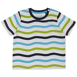 Tricou cu dungi pentru copii - Lupilu