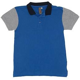 Tricou cu guler pentru copii - Urban