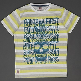 Tricou cu dungi pentru copii - SaltRock