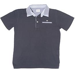 Tricou cu guler pentru copii - Armani