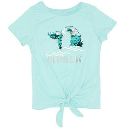 Tricou cu paiete pentru copii - Primark essentials