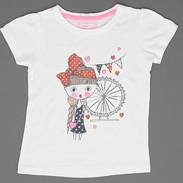 Tricou cu imprimeu pentru copii - Young Dimension - YD