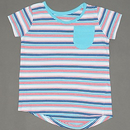 Tricou cu dungi pentru copii - Lily & Dan