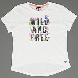 Tricou cu imprimeu pentru copii - Lee Cooper