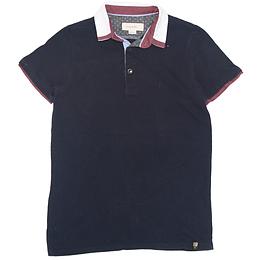 Tricou cu guler pentru copii - River Island