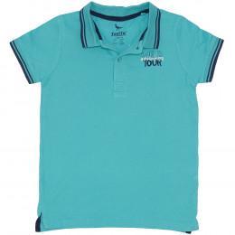 Tricou cu guler pentru copii - Lupilu