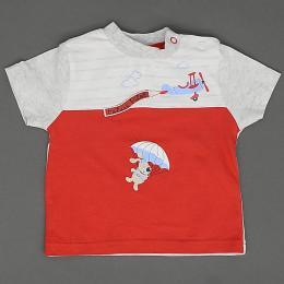 Tricou din bumbac pentru copii - C&A