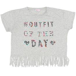 Tricou cu imprimeu pentru copii - Miss Evie