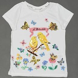 Tricou cu paiete pentru copii - H&M