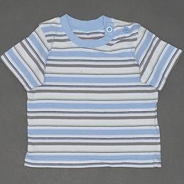 Tricou din bumbac cu dungi - Alte marci
