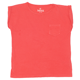 Tricou din bumbac pentru copii - Miss Evie