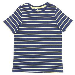Tricou din bumbac cu dungi - Lupilu
