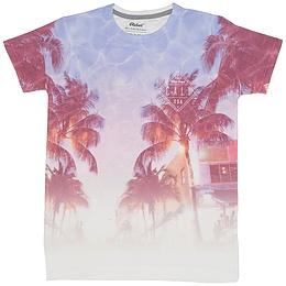 Tricou cu imprimeu pentru copii - Rebel