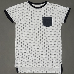 Tricou din bumbac pentru copii - Next