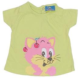 Tricou cu dungi pentru copii - Topolino