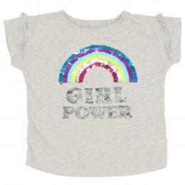 Tricou cu paiete pentru copii - TU
