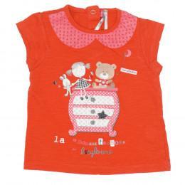 Tricou cu imprimeu pentru copii - ORCHESTRA