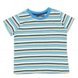 Tricou din bumbac cu dungi - Debenhams