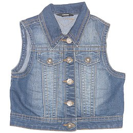 Vestă copii din material jeans (blugi) - George