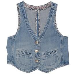 Vestă copii din material jeans (blugi) - Alte marci