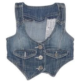 Vestă copii din material jeans (blugi) - Okay