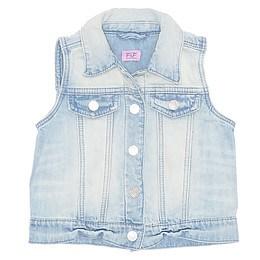 Vestă copii din material jeans (blugi) - F&F
