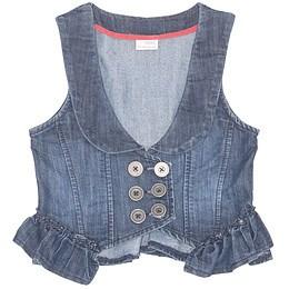 Vestă copii din material jeans (blugi) - Next