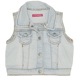 Vestă copii din material jeans (blugi) - Young Dimension - YD
