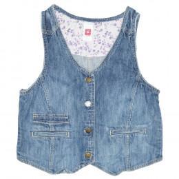 Vestă copii din material jeans (blugi) - C&A