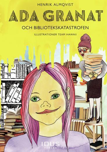 Ada Granat och Bibliotekskatastrofen