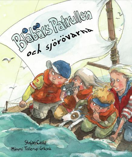Blåbärspatrullen och sjörövarna