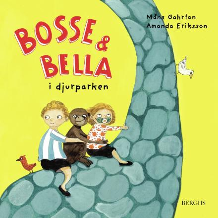 Bosse & Bella i djurparken