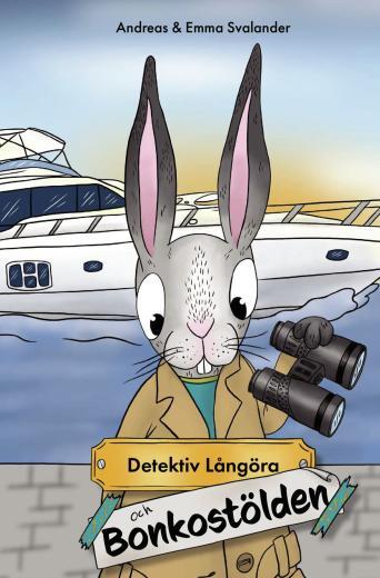 Detektiv Långöra och Bonkostölden