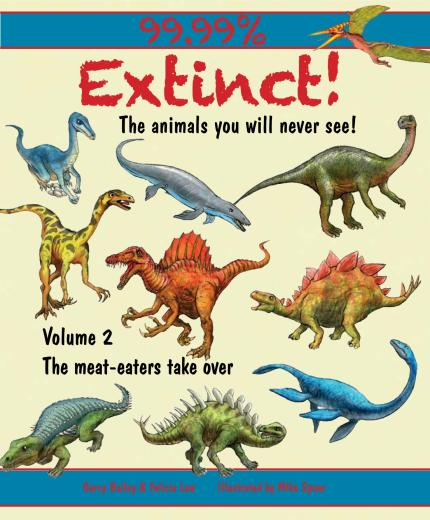 Extinct Volume 2