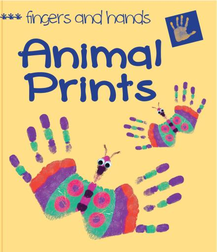 Fingers and Hands - Animal Prints