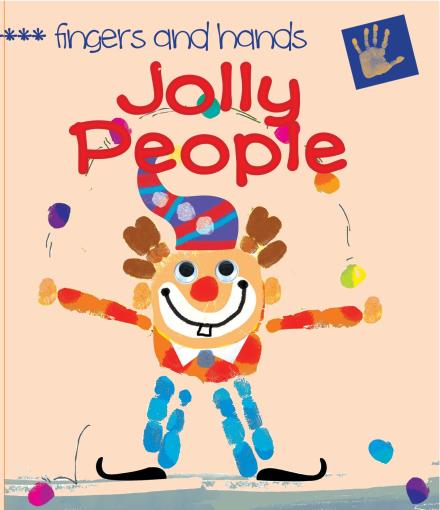 Fingers and Hands - Jolly People