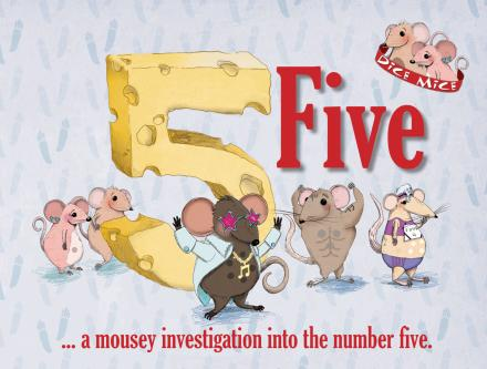 Five…a mousey investigation into the number five