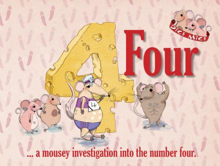Four…a mousey investigation into the number four