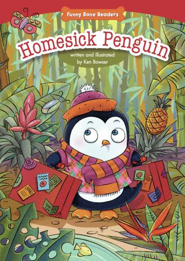 Homesick Penguin