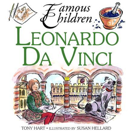 Leonardo da Vinci (Famous Children)